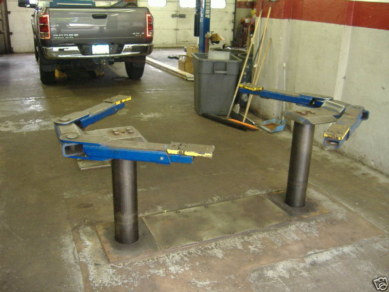 RareToyota Trucks The Ultimate Garage Tool A Hoist
