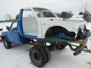 1981 Toyota cab